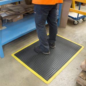 Bubblemat anti-fatigue matting