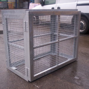 Calor Gas Storage Cage