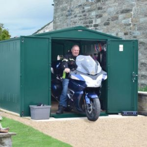 Gladiator Motorcycle Storage