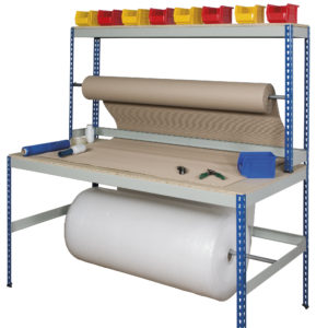 Wide Packing Bench